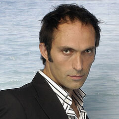 Rodrigo Zulueta en Viuda Alegre (TVN, 2008)