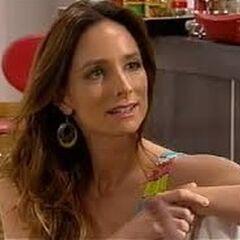 Claudia Armstrong en Separados (TVN, 2012)