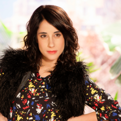 Silvana Buvinic en No Abras la Puerta (TVN, 2014)