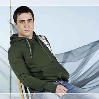Dante Silva en Su Nombre es Joaquin (TVN, 2011)
