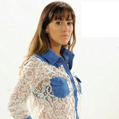 Fabiola Meneses en Soltera Otra Vez 2 (Canal 13, 2013)