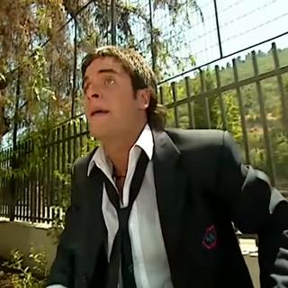 Darío Carmona en 16 y 17 (TVN, 2003-2005)