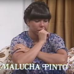 Olga Filippi en Alguien por Quien Vivir (Canal 13, 1982)