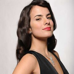 Sabina Astudillo en Primera Dama (Canal 13, 2010)