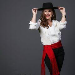 Ingrid Cruz es Carola García del Río