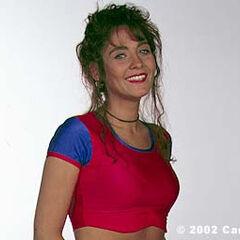 Alexis Opazo en Adrenalina (Canal 13, 1996)