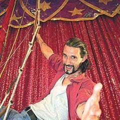 David Valenti en El circo de las Montini (TVN, 2002)