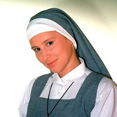 Hermana Doris Morán en <i><a href=