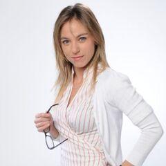 Clara Ríos en Decibel 110 (Mega 2011)