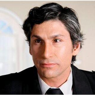 Héctor Arguedas en Esperanza (TVN, 2011)