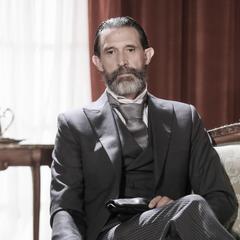 Eleodoro Mackenna en La Poseida (TVN, 2015)