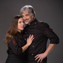 Laura y Manuel