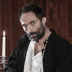 Raimundo Zisternas en La Poseída (TVN, 2015)