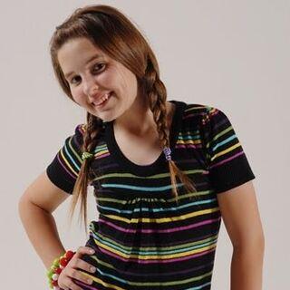 Sofía Sarmiento en <i><a href=