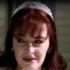 Paula Meza en Santo Ladrón (TVN, 2000)