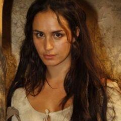 Millaray Lisperguer en La Doña (Chilevisión, 2011)
