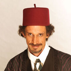 Chadi Abu Kassem en Los Pincheria (TVN, 2004)