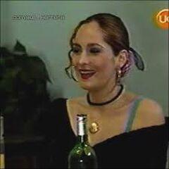 Carmen Guajardo en Cerro Alegre (Canal 13, 1999)