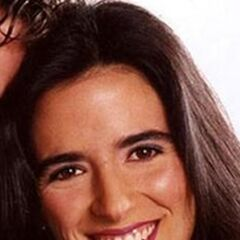 Marcela Moreno en Piel Canela (Canal 13, 2001)