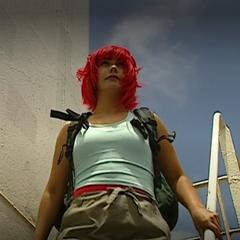 Nadia Carolina Marín en El Circo de las Montini (TVN, 2002)