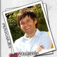 Valentín Carrasco en Papi Ricky (Canal 13, 2007)