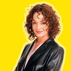 Antonia Altamira en Amores de Mercado (TVN, 2001)