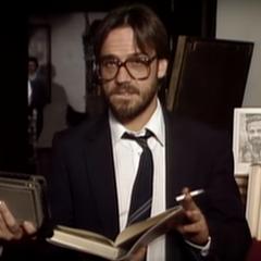 Nestor Vera en Los Titeres (Canal 13, 1984)