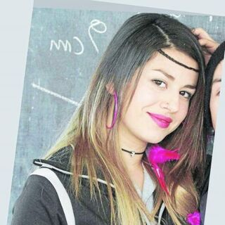 Flavia Tello en El Reemplazante (TVN, 2012)