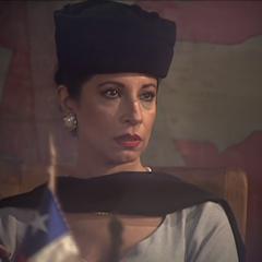 María Elvira Theodorakis en <i><a href=