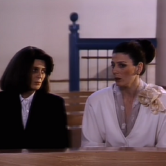 Clarisa Montes y Elsa Montes en <i><a href=