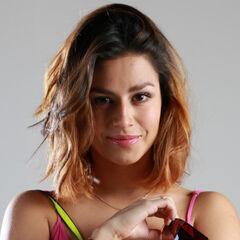 Alison Espinoza en 20añero a los 40 (Canal 13, 2015)