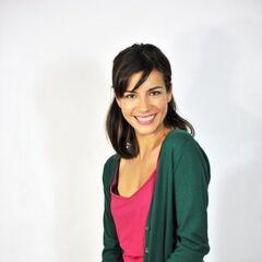 Nataly Bravo en Príncipes de Barrio (Canal 13, 2015)