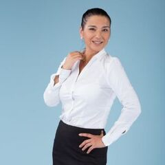 Myriam González en <i><a href=