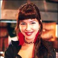 Fatima Saud en Corazón Pirata (Canal 13, 2001)