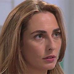 Amelia Rivera / Agustina Mackenna en Verdades Ocultas (Mega, 2018)