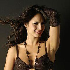 Romina Urrutia en Amor por Accidente (TVN 2007)