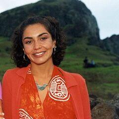 Tahía Peñailillo en Iorana (TVN, 1998)