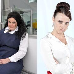 Ximena Benítez / Patricia Rojas en <a href=