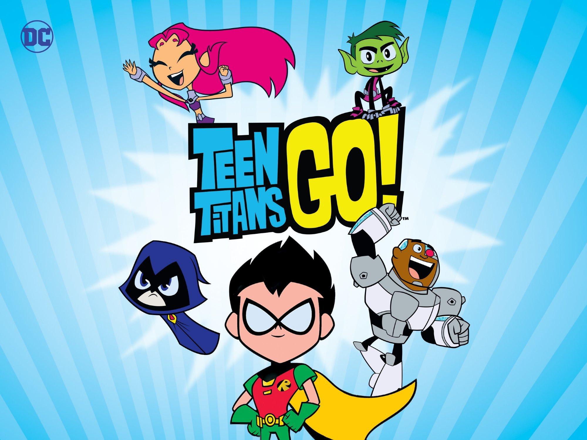 Teen Titans Go   Teletoon Wiki   Fandom