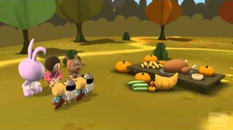 Teletubbies Episode 6 Naughty Rabbit! (Xtranormal)