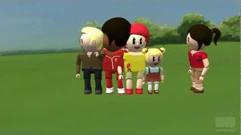 Teletubbies Episode 2 Playing Tennis! (Xtranormal)
