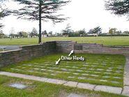 Oliver Hardy Grave
