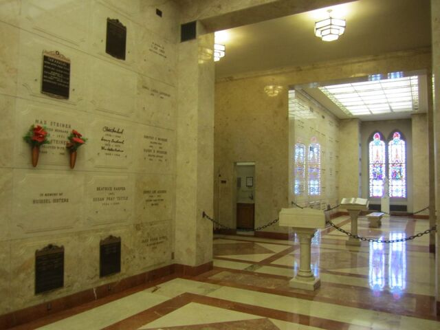 File:Sanctuary of Enduring Honor in the Holly Terrace section of the Great Mausoleum.jpg