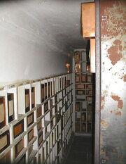 Utility Columbarium in the Great Mausoleum