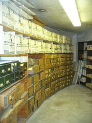 Basement Vault in the Hall of Memory Columbarium