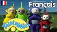 Les Teletubbies La Pataugeoire (Saison 3, Épisode 58)
