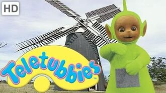 Teletubbies- Windmill - HD Video