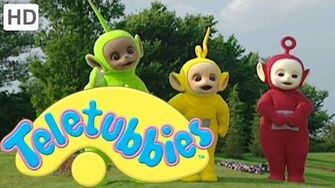 Teletubbies My Mum's Breakfast - HD Video