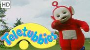Teletubbies Larette Tap Dancing - HD Video