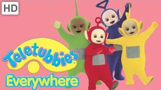 Teletubbies Everywhere- Numbers 3 (India) - Full Episode